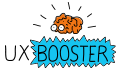 Small UX Booster logo